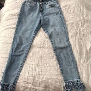 anarchy mid rise skinny missguided